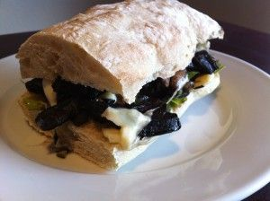 Mushroom Sandwich by LocalSavour