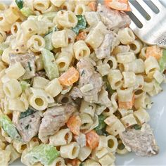 New Age Macaroni Salad