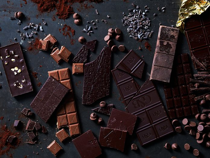 Chocolate & Sea Salt-Covered, Super-Sized Pocky Sticks (You're Welcome.)