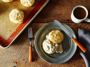 Watch Cheesy, Garlicky Biscuits Come Together in No Time