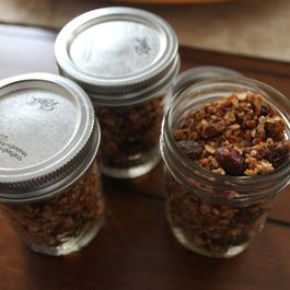 Dried Fruit Granola