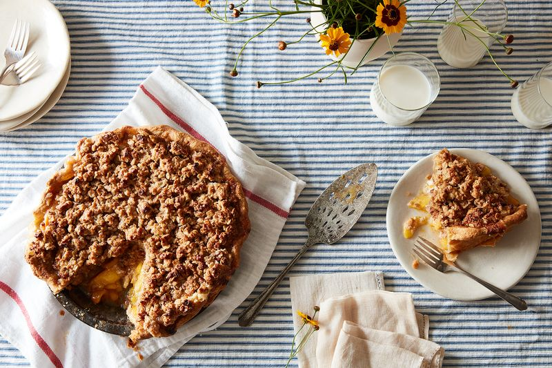 The Hesser Family Peach Pie That's Stood the Test of Time (& Tweaks)