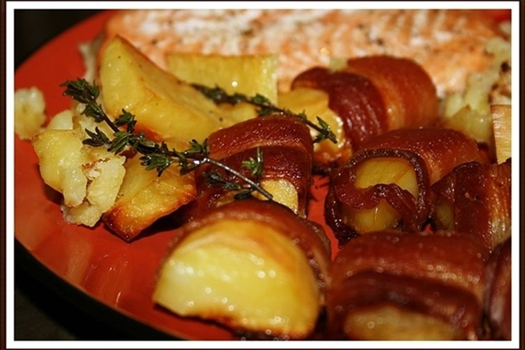 Bacon and Potatoes