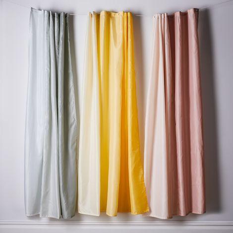 Hay Ombrè Shower Curtain