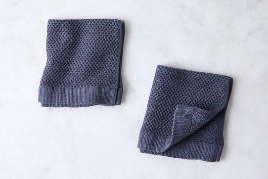 Waffle Texture Japanese Bath Towels
