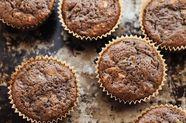 Buckwheat Zucchini Muffins