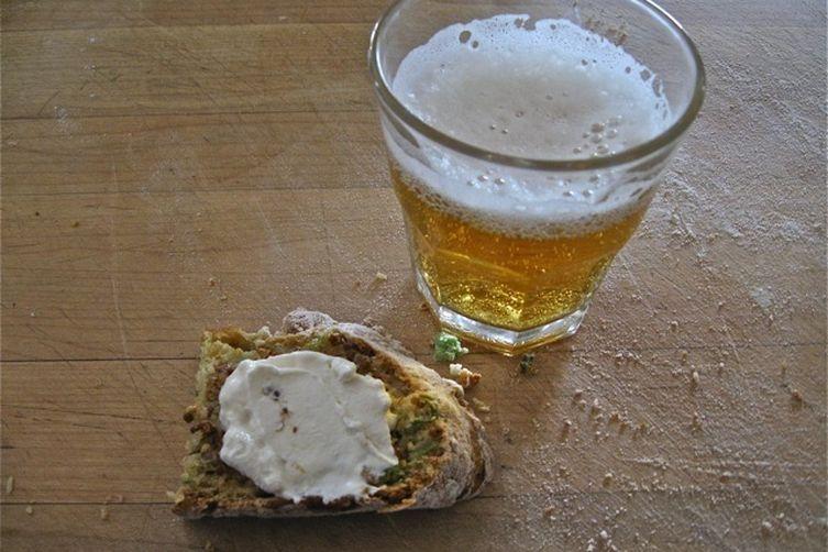 Nouveau Irish Soda Bread