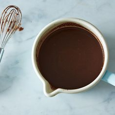 The Full Story Behind the Internet-Famous Red Wine Hot Chocolate