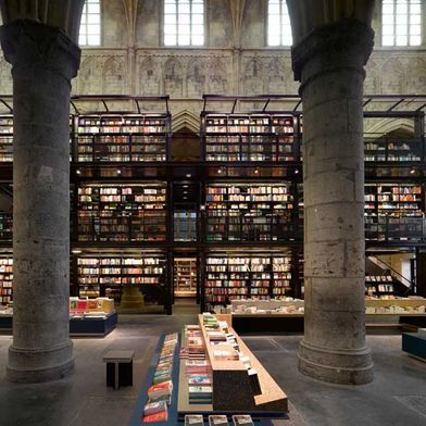 These 12 Bookstores Are Worth Traveling for