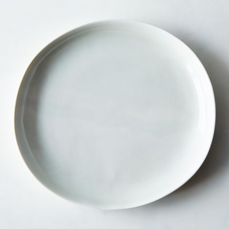 Watercolor Porcelain Serving Platter