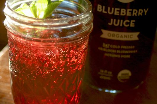 Blueberry Shrub