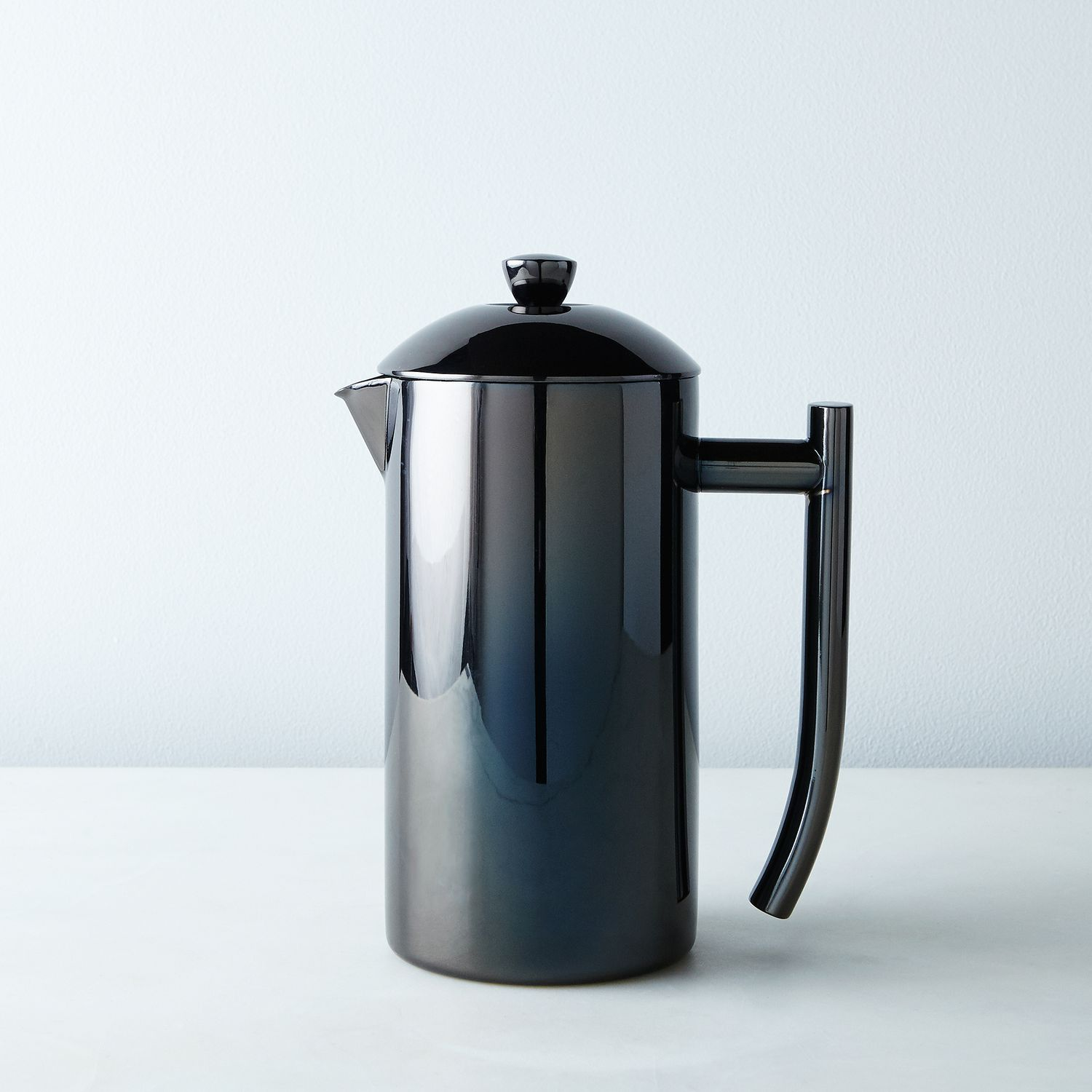 Best French Press Coffee Maker Cooks Illustrated : Black Double-Walled French Press on Food52