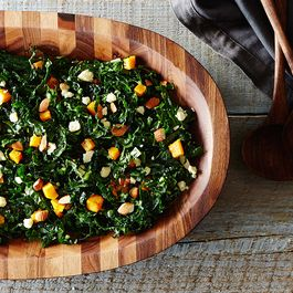 Northern Spy's Kale Salad by NanciS