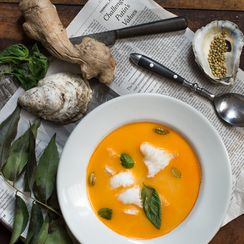 Fragrant Cod & White Ale Curry