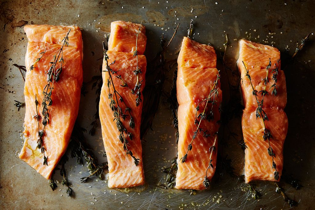 How to never overcook salmon or other fish genius recipes ccuart Gallery