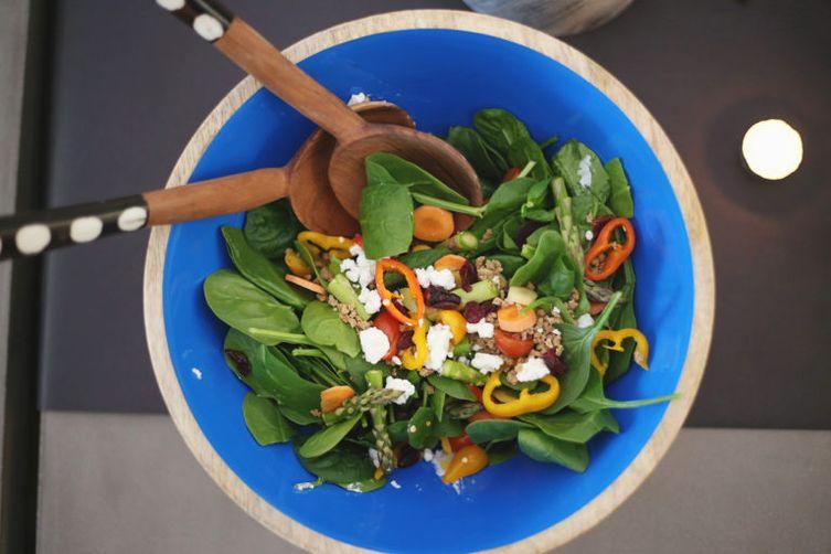 My Stir Crazy Salad