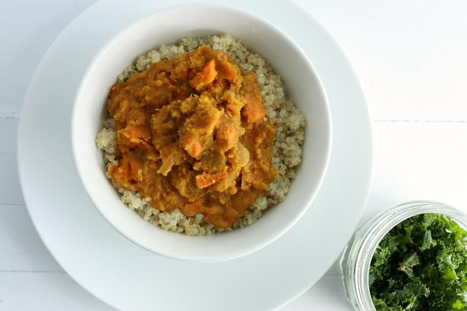 Vegan Curry on Food52