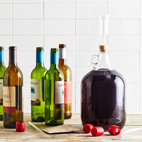 Make Your Own Wine Kit