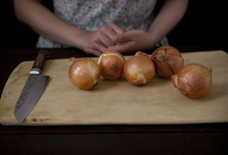 Food Poem Friday on Thursday: Ode to the Onion