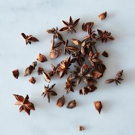 Oaktown Spice Shop Star Anise (Whole Broken)