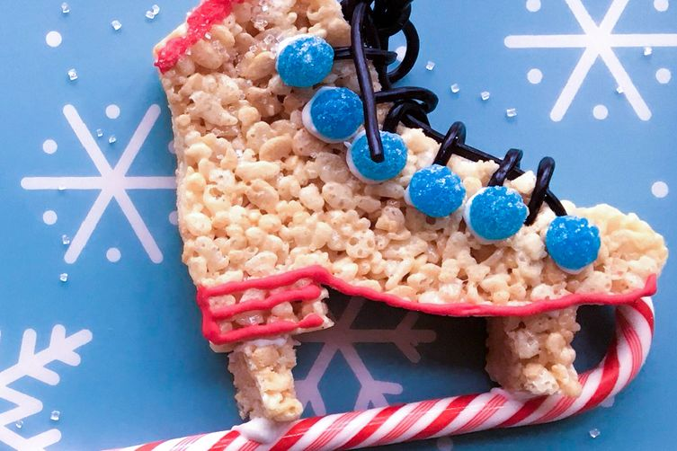 Rice Krispies #TreatsForToys – Ice Skates