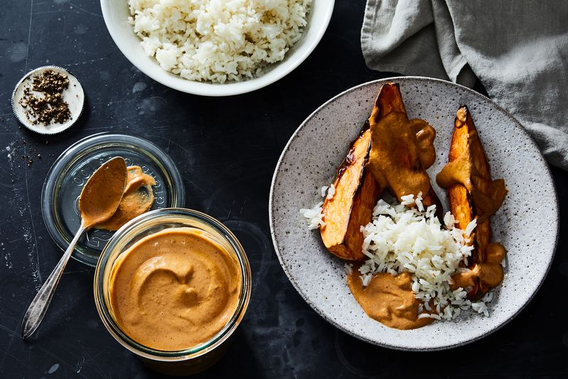 The Mother Africa (Peanut) Sauce