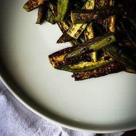 Okra by Lisa