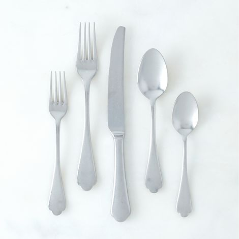 Italian Flatware, Dolce Vita (5-Piece Flatware Place Setting)