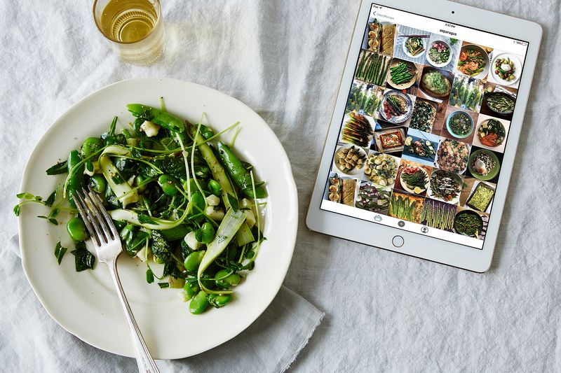Ta-da! (Not)Recipes is now truly iPad-friendly.