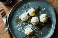 April Bloomfield's Ricotta Gnudi