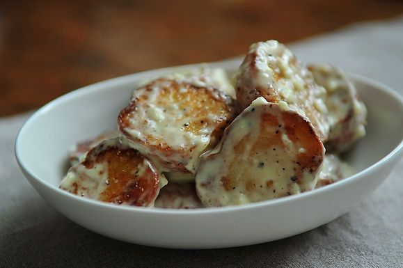 Spanish Roasted Potato Salad by MySocialChef