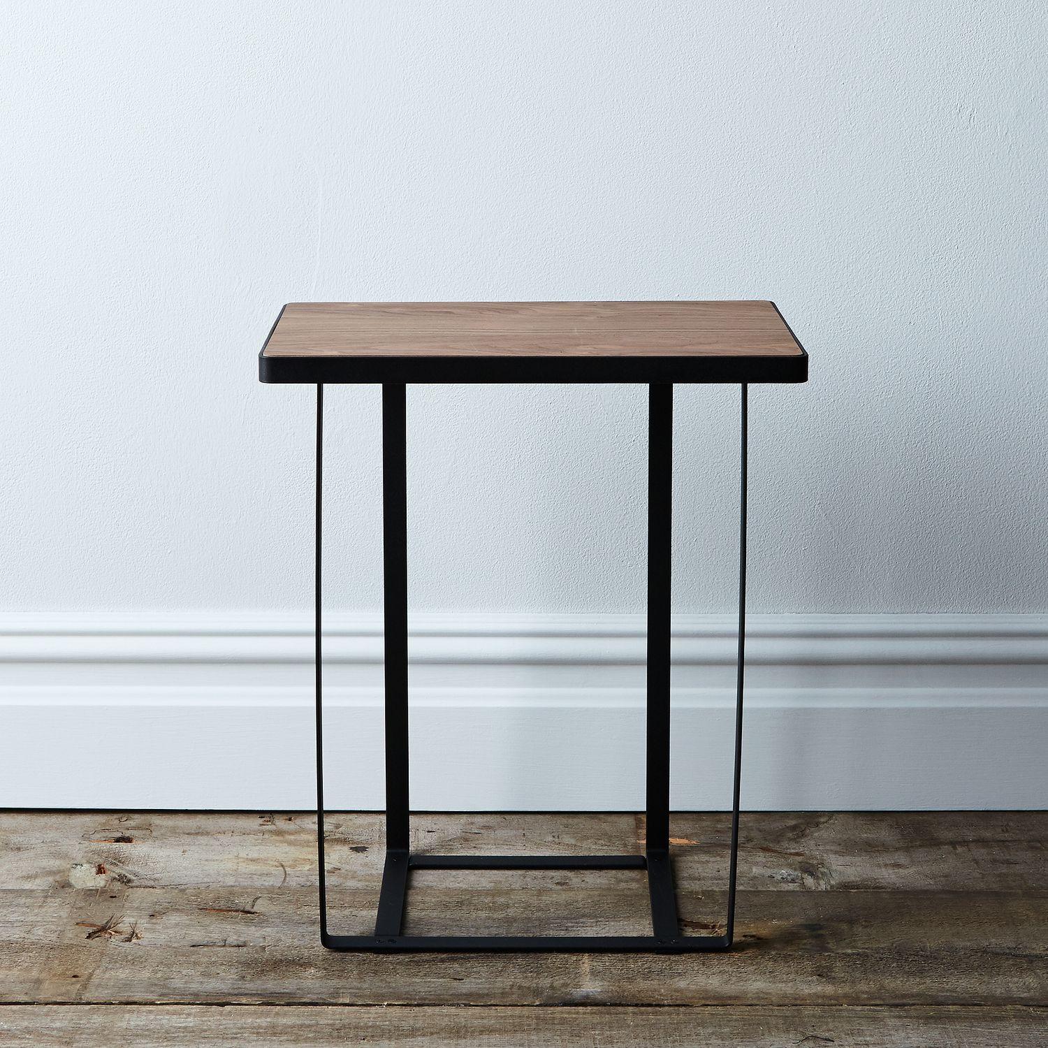 Wood top side table on food52 for Table 52 2016