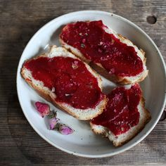 Red Vegetable Spread