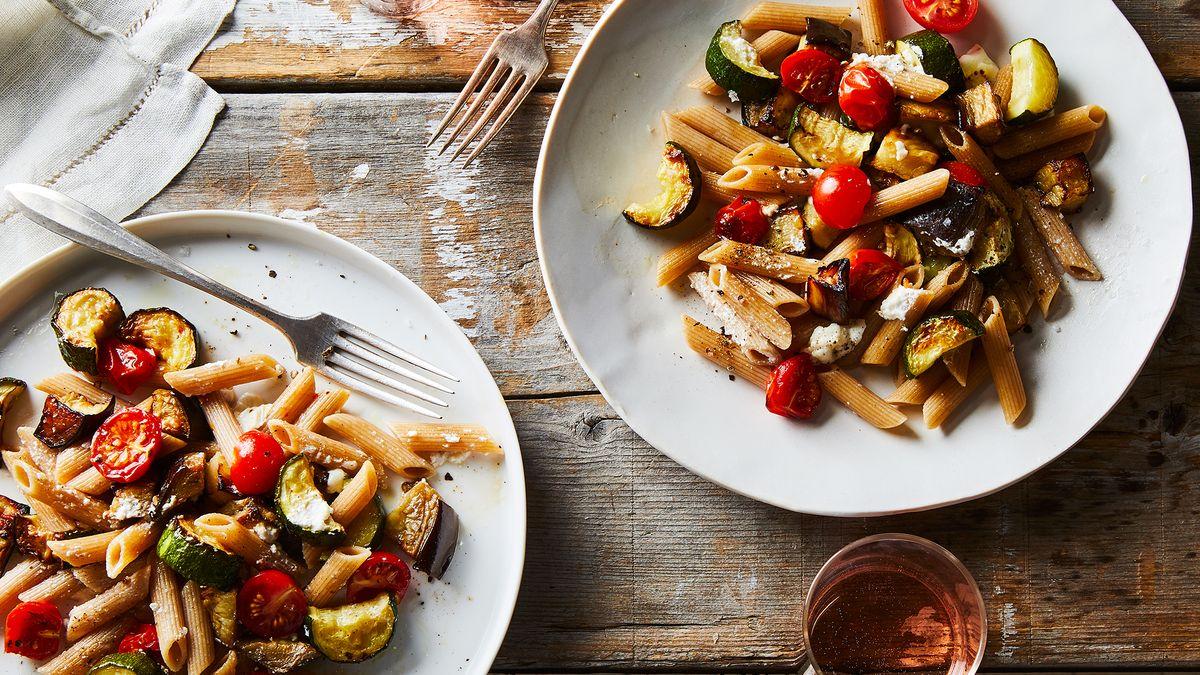 8 Best Summer Pasta Recipes   Easy Summer Dinner Ideas