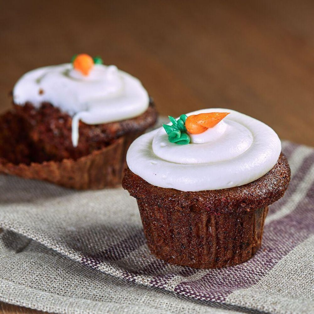 Noe Valley Bakery Carrot Cake Cupcake Recipe Recipe On Food52