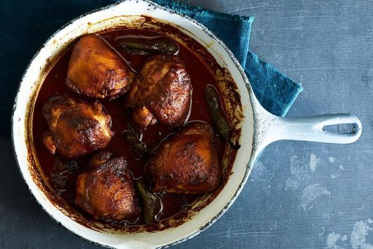 Chocolate Milk–Braised Chicken (Yep, That's Right!) Is a Weeknight Magic Trick