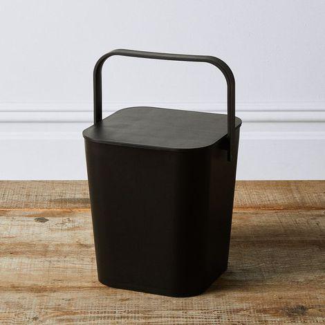 Modern Storage Bin with Lid