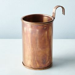 Large Copper Storage Cup