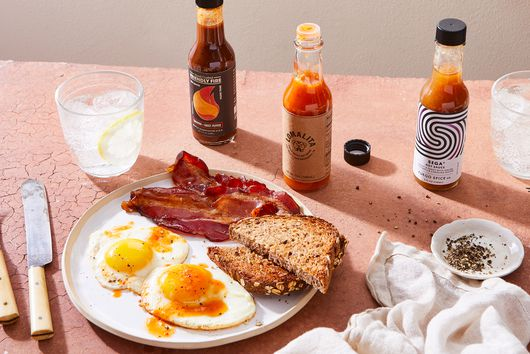 The 17 Best Hot Sauces for Fried Eggs, Grilled Cheese, Bloody Marys—the List Goes On