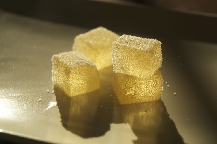 Spiced Cider Jellies