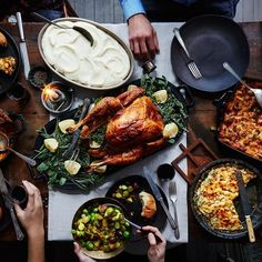 10 Playlists to Match Your Thanksgiving Vibe, From Honky-Tonk to Cali Cool