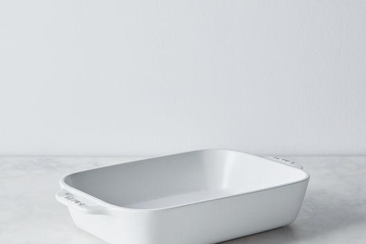 Staub Matte Ceramic Rectangular Baking Dish