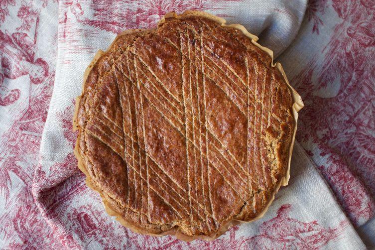 Gâteau Breton au Blé Noir (Buckwheat Cake from Brittany)