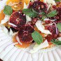 Orange Salads