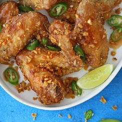 Vietnamese sticky wings