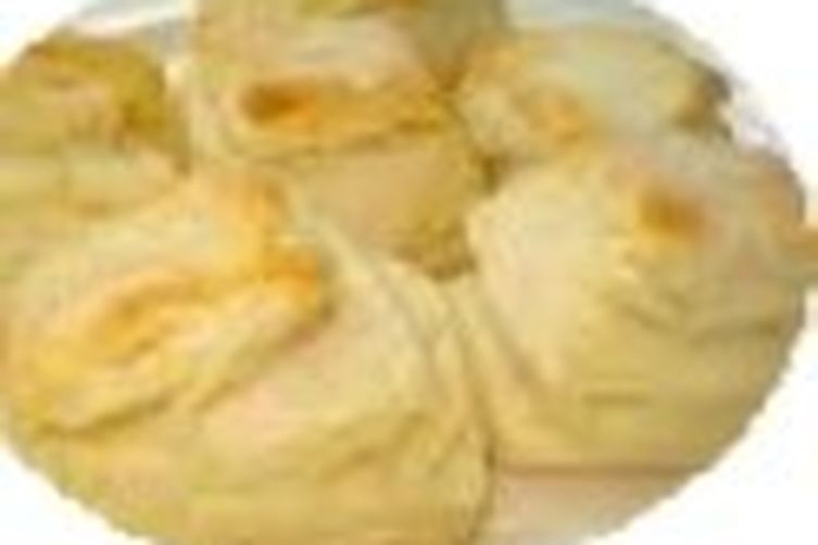 Flakey and Buttery Buttermilk  Dinner Rolls