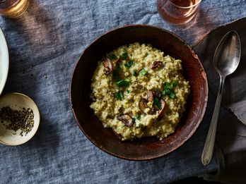 Ris-oat-o: Think Oatmeal, but Savory