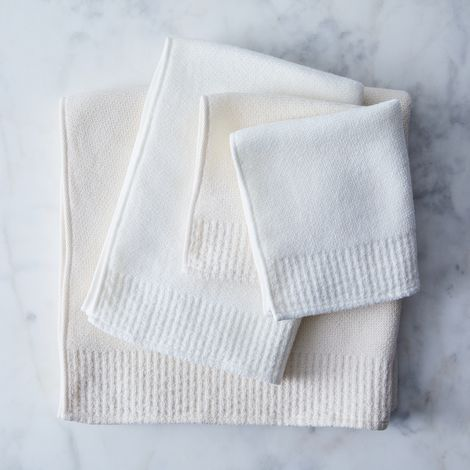 Aile Cotton Japanese Bath Towels