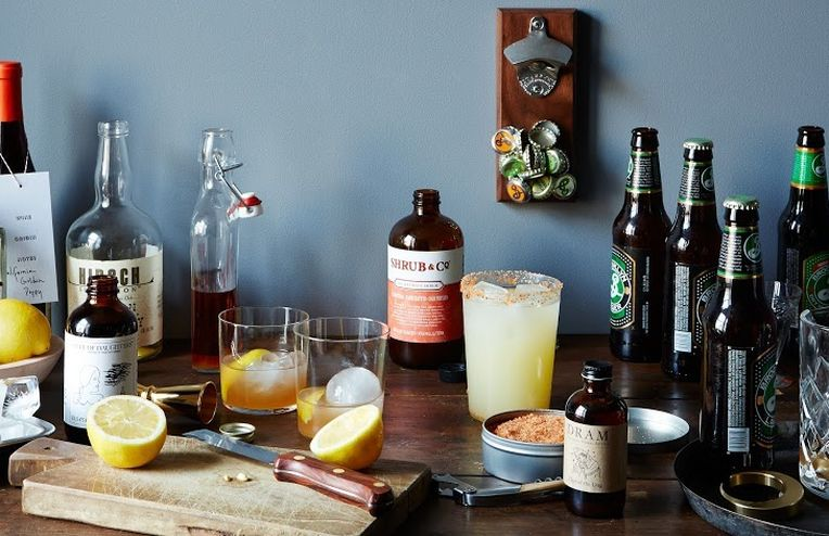 Recipes for Our Cocktail Party Collection