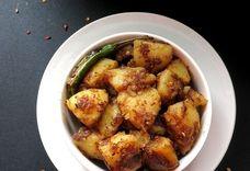 Jeera Aloo ,potato Roast